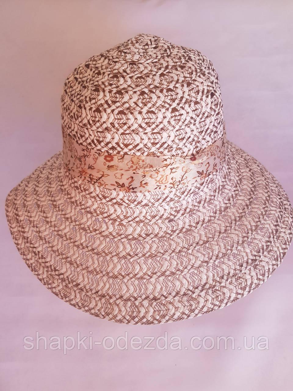 Женские шляпы с цветком