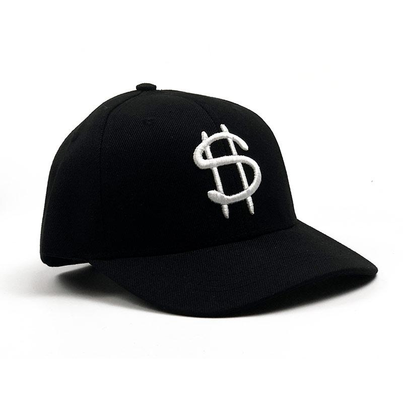 Бейсболка МК-1045 черная