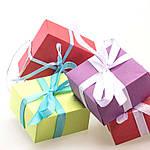 подарочные коробки детям , собрать подарки самому !