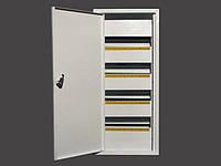 Шкаф металлический распределительный на 48 автоматов (Накладной; Внутренний)