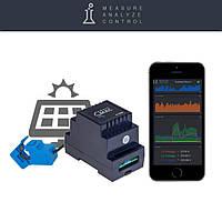 Умный счетчик электроэнергии c WiFi D101, однофазный, расширенная версия съемный, фото 1