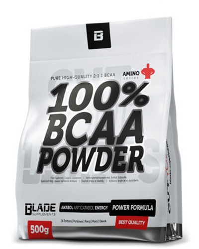 Аминокислоты Hi Tec Nutrition BLADE 100% BCAA Powder (500 g)
