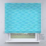 Римська фото штора Хвилі, фото 2