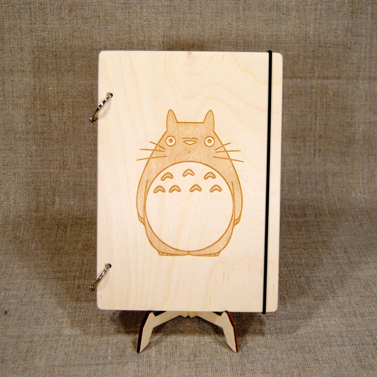 Блокнот А6. Скетчбук. Блокнот с деревянной обложкой. Блокнот в деревянном переплете. Деревянный блокнот