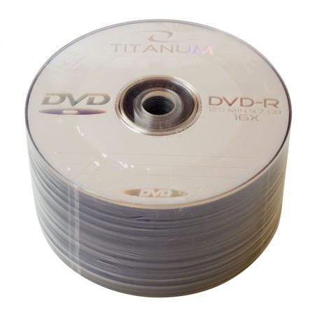 Titanum DVD-R 4.7Gb 16x bulk 50