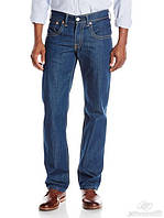 Мужские джинсы левис Levis 514 Slim Straight Green Rigid