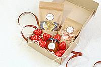 Чайный подарочный набор (с цукатами и джемом) (s)