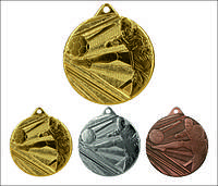 Медаль ME001 с лентой (50mm)