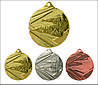 Медаль ME002 с лентой (50mm)