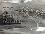3M 6898 / 3M 37006 Стекло для полнолицевой маски респиратора 3M6800 оригинал . 3M 6898/37006, фото 3