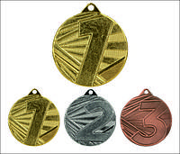 Медаль ME005 с лентой (50mm)