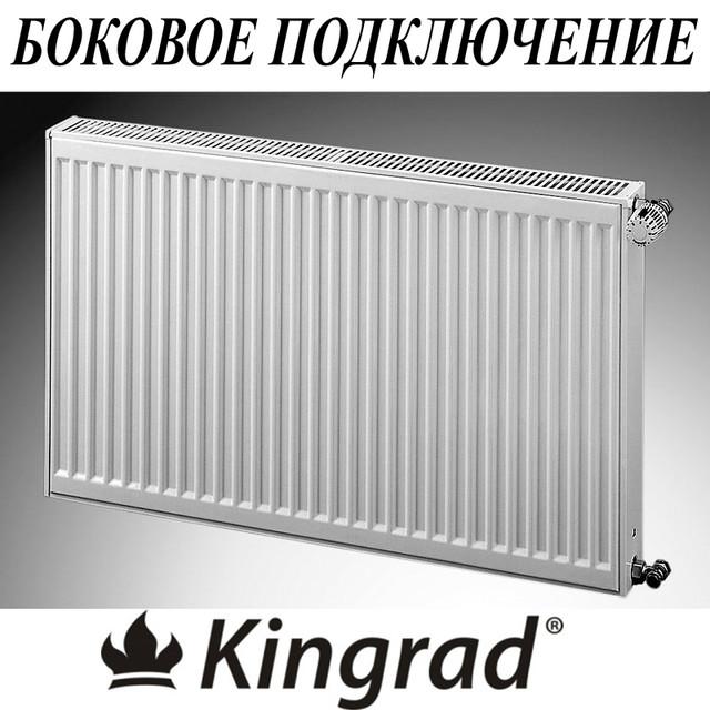 Радиаторы стальные KORADO Kingrad Compact (Чехия) с боковым подключением