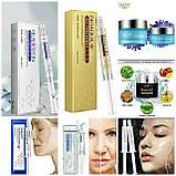 Увлажняющий крем для глаз с экстрактом хризантемы и гиалуроновой кислотой BioAqua Water Eye Cream, 20ml, фото 9
