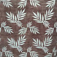 Мебельная ткань флок антикоготь ткань для перетяжки мягкой мебели сублимация 6110, фото 1