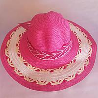 Женские шляпы с широкими полями