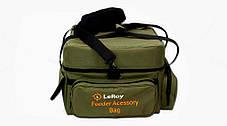 Сумка фидерная LeRoy Feeder Accessory Bag, фото 3