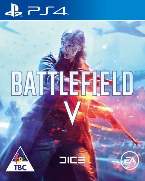 Гра для ігрової консолі PlayStation 4, Battlefield V (БУ)
