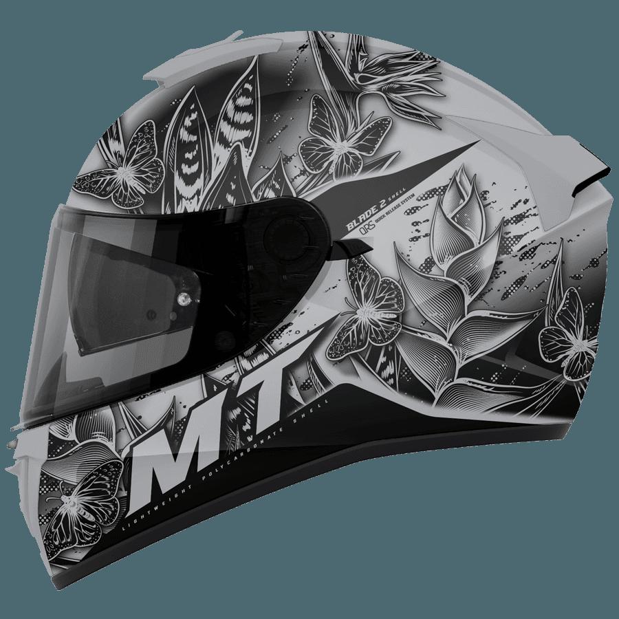 Мотошлем MT Blade 2 SV BREEZE Matt Gray