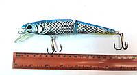 Воблер Mistrall Troll 16 cm (синяя спинка)