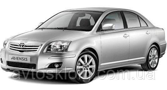 Стекла лобовое, заднее, боковые для Toyota Avensis (Седан, Комби, Хетчбек) (2003-2008)