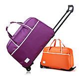(37*59)Дорожная сумка на колесах(только оптом), фото 10
