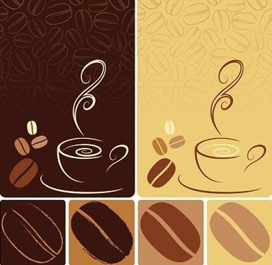Кофе в зернах, молотый