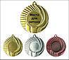 Медаль MMC0250 с жетоном и лентой (50mm)