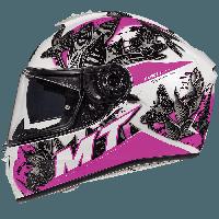 Мотошлем MT Blade 2 SV BREEZE Gloss Pearl Pink, фото 1