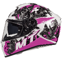 Мотошолом MT Blade 2 SV BREEZE Gloss Pink Pearl, фото 1
