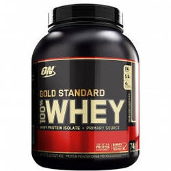 ON 100% WHEY Gold Standard GF 907г - chocolate peanut butter
