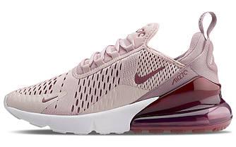 Женские кроссовки Nike Air Max 270 Pink Розовые