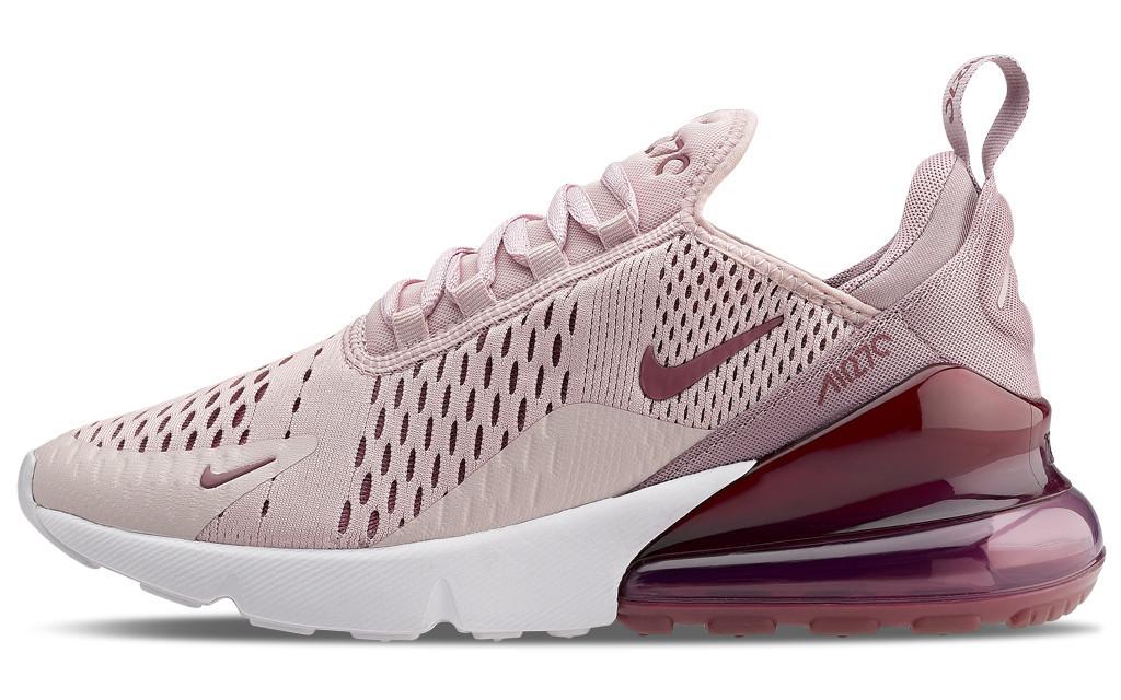dbc7a560 Кроссовки Nike Air Max 270 Pink Розовые женские купить цена в Киеве ...