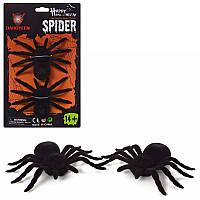 Комахи AI14 павук 2 шт., на листі, 13-21-2,5 см