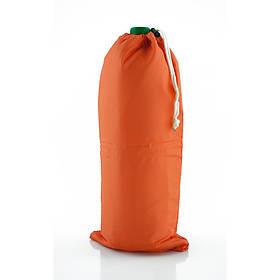 Термосумка  для бутылки 2л оранжевая