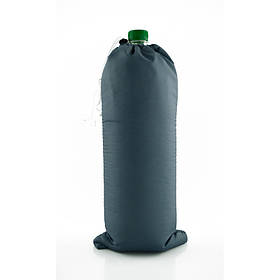Термосумка  для бутылки 2л серая