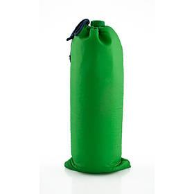 Термосумка  для бутылки 2л зелёная