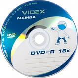 Videx Mamba DVD-R 4.7Gb 16x bulk 50, фото 2