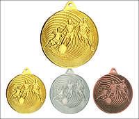 Медаль MMC5750 с лентой (50mm)