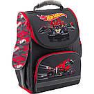 Рюкзак школьный трансформер Kite Education Hot Wheels 0.95 кг 35x25.5x13 см 11 л Темно-серый (HW19-500S), фото 2