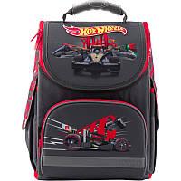 Рюкзак школьный трансформер Kite Education Hot Wheels 0.95 кг 35x25.5x13 см 11 л Темно-серый (HW19-500S)