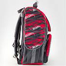 Рюкзак школьный трансформер Kite Education Hot Wheels 0.95 кг 35x25.5x13 см 11 л Темно-серый (HW19-500S), фото 9