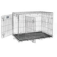 Клетка для собак Trixie 3923 транспортная 78*62*55