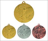 Медаль MMC7550 с лентой (50mm)