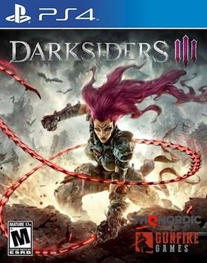 Игра для игровой консоли PlayStation 4, Darksiders III (Rus)