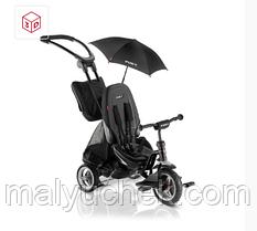Трехколесный велосипед Puky CAT S6 Ceety 2418 black черный