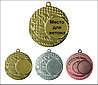 Медаль MMC9950 с жетоном и лентой (50mm)