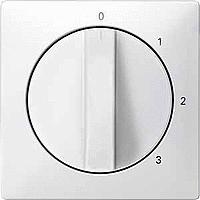 Центральная плата 3-х ступенчатого регулятора, белый Shneider Merten(MTN316919)