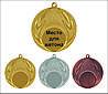 Медаль MMC14050 с жетоном и лентой (50mm)