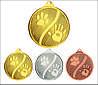 Медаль MMC20050 с лентой (50mm)