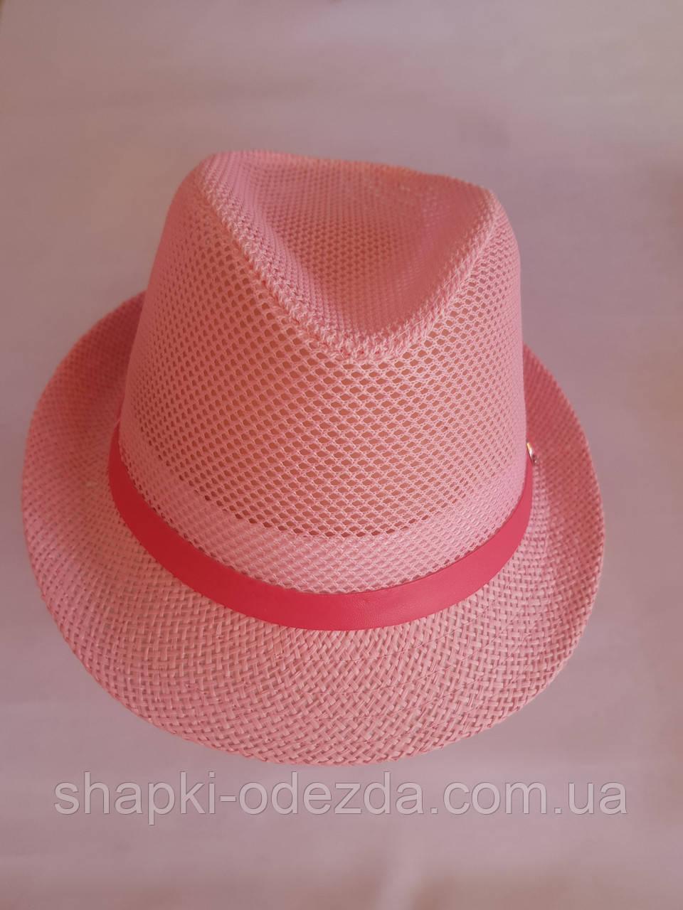 Шляпа молодежная челентано Размер  52,54